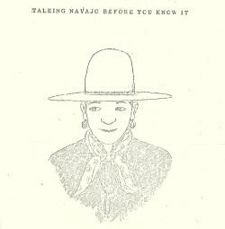 Talking Navajo Cover Page
